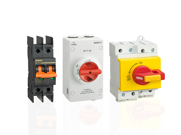 DC Isolator Switch up to 1200V IEC&SAA