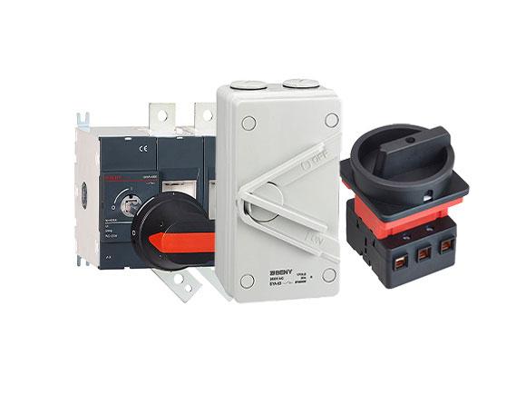 AC Isolator Switch