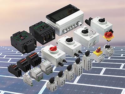 ZJBENY PV components