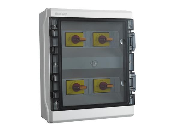 BHS 4 switch box 580