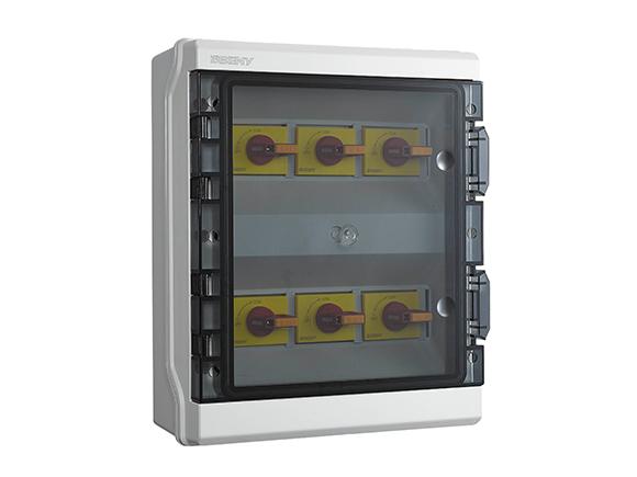 BHS 6 switch box 580